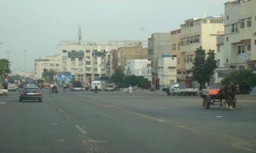 MAROKO / Casablanka / Casablanka / Ulice Casablanki