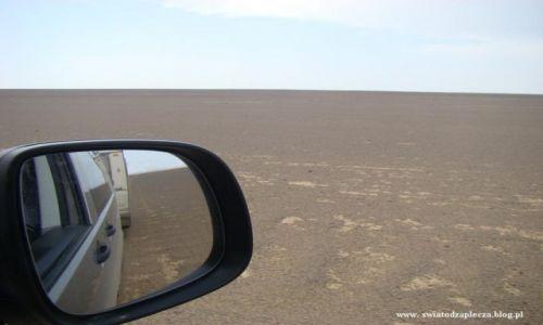 Zdjęcie MAROKO / Merzouga / Pustynia Sahara / KONKURS. Czasem prostota może zachwycać....