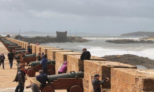 Zdjęcie MAROKO / Essaiura / Fort / Essauira