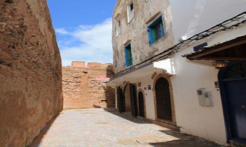 Zdjecie MAROKO / Essaiura / stare miasto / Essauira