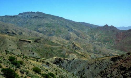 Zdjęcie MAROKO / południe / po drodze / góry Maroka