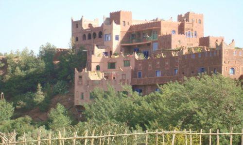 Zdjęcie MAROKO / Maroko / Maroko / krajobrazy Maroka