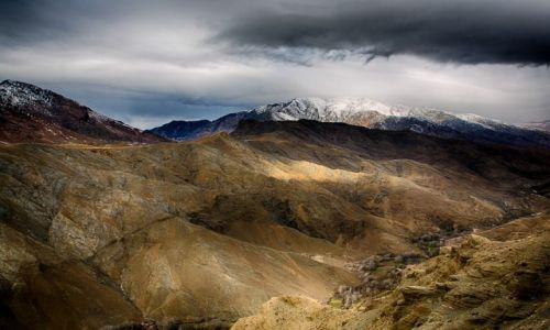 Zdjęcie MAROKO / - / Góry Atlas / Maroko