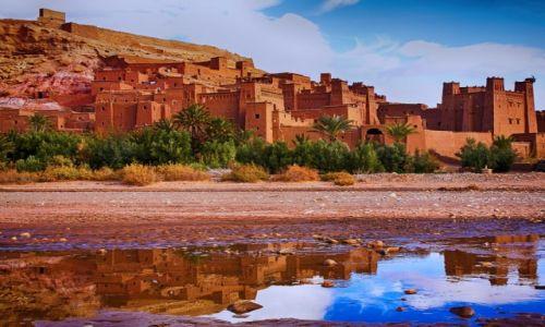 Zdjęcie MAROKO / - / Ajt Bin Haddu / Maroko