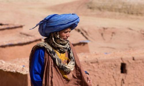 Zdjęcie MAROKO / południe / Ait Bin Haddu / Berber