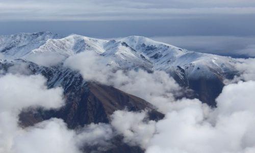Zdjecie MAROKO / Atlas Wysoki / Jebel Toukbal  / Widok z Jebel T