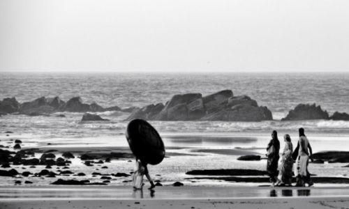 Zdjęcie MAROKO / Sidi Ifni / Legzira / Plaża