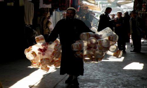 Zdjęcie MAROKO / Fez / medyna, suk / na targu w dzień handlowy .....