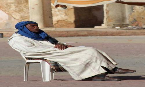 Zdjęcie MAROKO / Północne Maroko / Meknes / Zaduma
