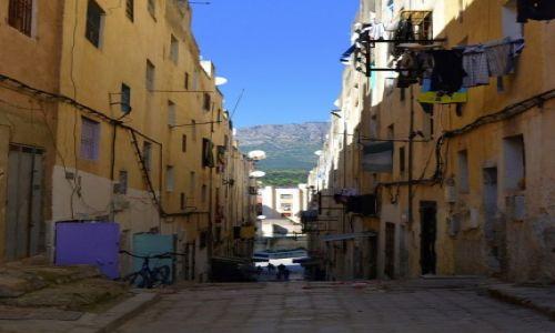 Zdjęcie MAROKO / Fez-Bulman / Fez / Uliczka w Fezie