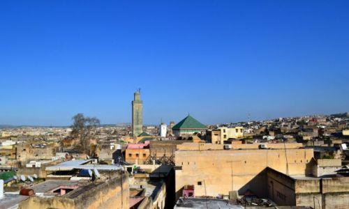 Zdjęcie MAROKO / Fez-Bulman / Fez / Medina