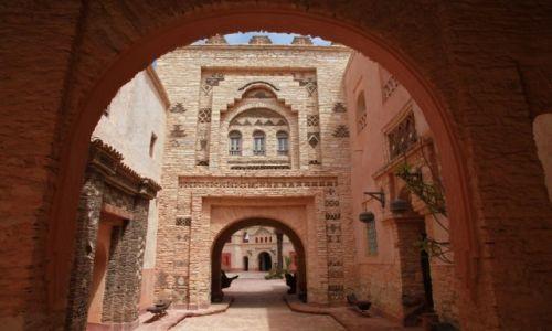 Zdjęcie MAROKO / Południowe Maroko / Agadir / Medina Polizzi