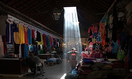 Zdjęcie MAROKO / Marrakesz / Suk, czyli bazar / Na zakupach