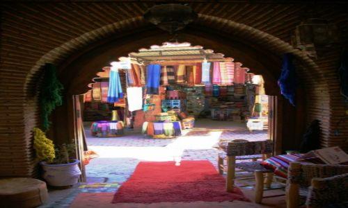 Zdjecie MAROKO / Tensift Al Haus / Marrakesz / Sklepik