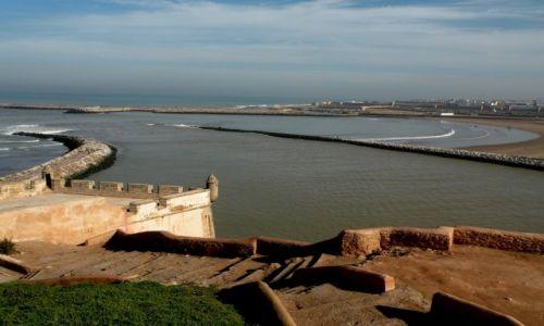 Zdjecie MAROKO / zachodnie Maroko / Rabat / Kasbah of the Udayas