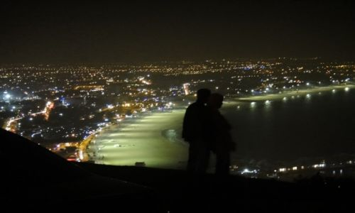 Zdjęcie MAROKO / . / Agadir / zakochana para :)