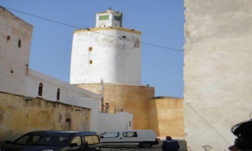 Zdjęcie MAROKO / . / El Jadida / Meczet w medinie