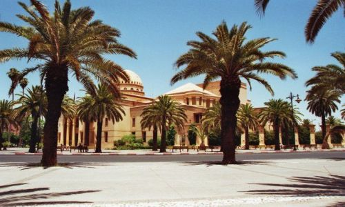 Zdjęcie MAROKO / brak / Marrakech / Opera w Marrakechu