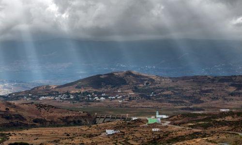 Zdjęcie MAROKO / Rif / Talambote / W gorach Rif