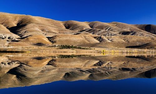 MAROKO / Atlas Wysoki / Imilchill / Imilchill Lake