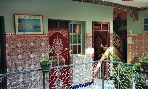 Zdjęcie MAROKO / brak / Marrakech / w hotelu