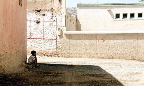 Zdjecie MAROKO / brak / Essaouira / Samotność w mieście