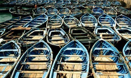 Zdjecie MAROKO / brak / Essaouira / Port