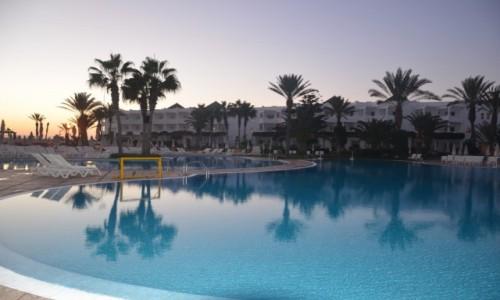 Zdjecie MAROKO / Agadir / Hotel Iberostar / wsch�d