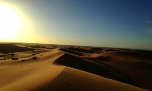 Zdjecie MAROKO / Marzouga / Sahara / Szcz�cie