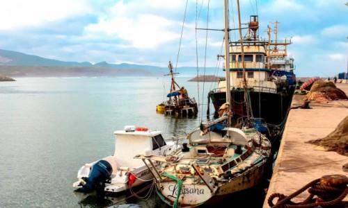 MAROKO / Maroko / Maroko / Afryka - Opowieść o utraconym jachcie