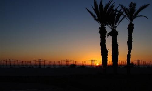 Zdjecie MAROKO / Souss-Massa / AGADIR / Magiczny wieczó