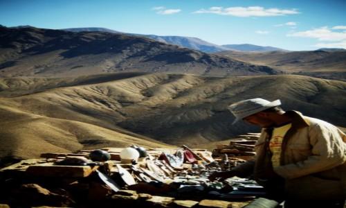 Zdjecie MAROKO / Góry Atlas / Góry Atlas / Magia podróży