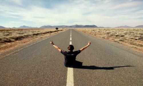 Zdjecie MAROKO / Maroko / Maroko / Droga do przygo