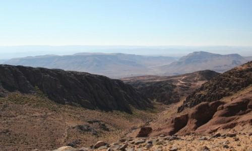 Zdjecie MAROKO / Góry Atlas / Góry Atlas / Górskie wędrówki
