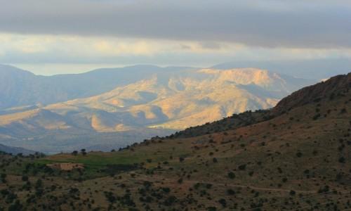 Zdjecie MAROKO / Góry Atlas / Góry Atlas / Wstawać pora
