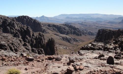 Zdjecie MAROKO / Góry Atlas / Góry Atlas / Wycieczka objazdowa po górach