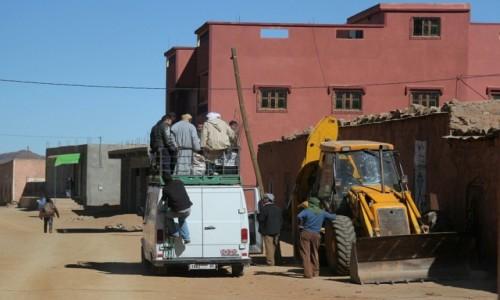 Zdjęcie MAROKO / Sahara Zachodnia / Sahara Zachodnia / Komunikacja