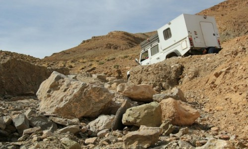 Zdjęcie MAROKO / Góry Atlas / Góry Atlas / Przejedziemy