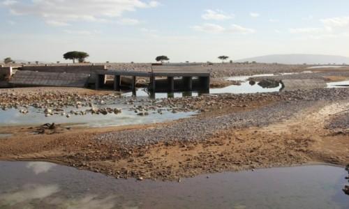 Zdjęcie MAROKO / Sahara Zachodnia / Sahara Zachodnia / Popadało...