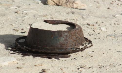 Zdjęcie MAROKO / Sahara Zachodnia / Sahara / Gdzieś w okolicach Al-Ujun