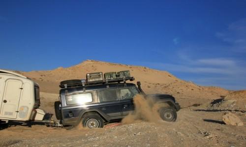 Zdjecie MAROKO / Sahara Zachodnia / Sahara Zachodnia / Gdzieś w piaskach pustyni