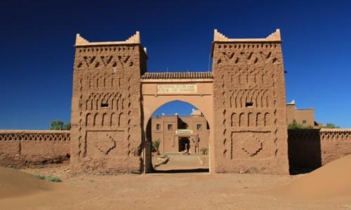 Zdjęcie MAROKO / Maroko / Zagora / Kurorcik