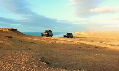 MAROKO / Sahara Zachodnia / Sahara Zachodnia / W podróży