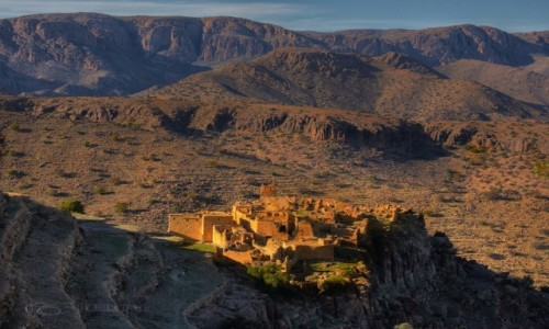 MAROKO / Droga R105 / NN  / Maroko