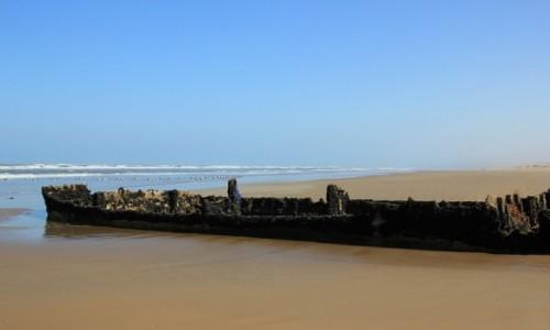 Zdjęcie MAROKO / Nad Oceanem Atlantyckim / Aoreora / Stary Fort Aoreora