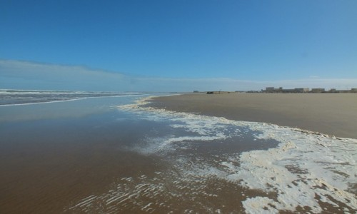 Zdjecie MAROKO / Maroko / Tarfaya / Plaża w Tarfaya