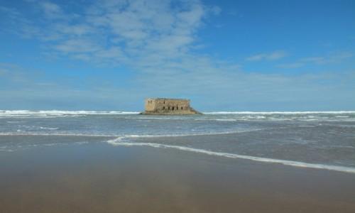 Zdjecie MAROKO / Maroko / Tarfaya / Stary Fort Tarfaya