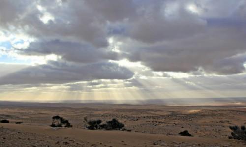 Zdjecie MAROKO / Sahara Zachodnia / Sahara / Miejsce na nocleg