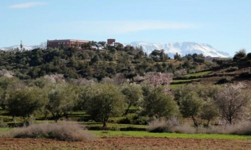 Zdjecie MAROKO / * / Maroko / Maroko zimą