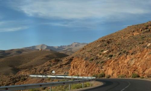 Zdjęcie MAROKO / * / Maroko / W drodze